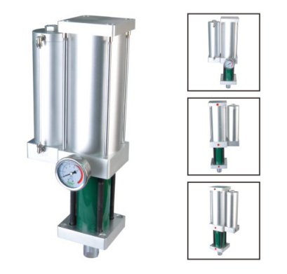 气动液增压缸